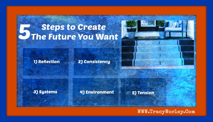 5 Steps Success Tracy Worley