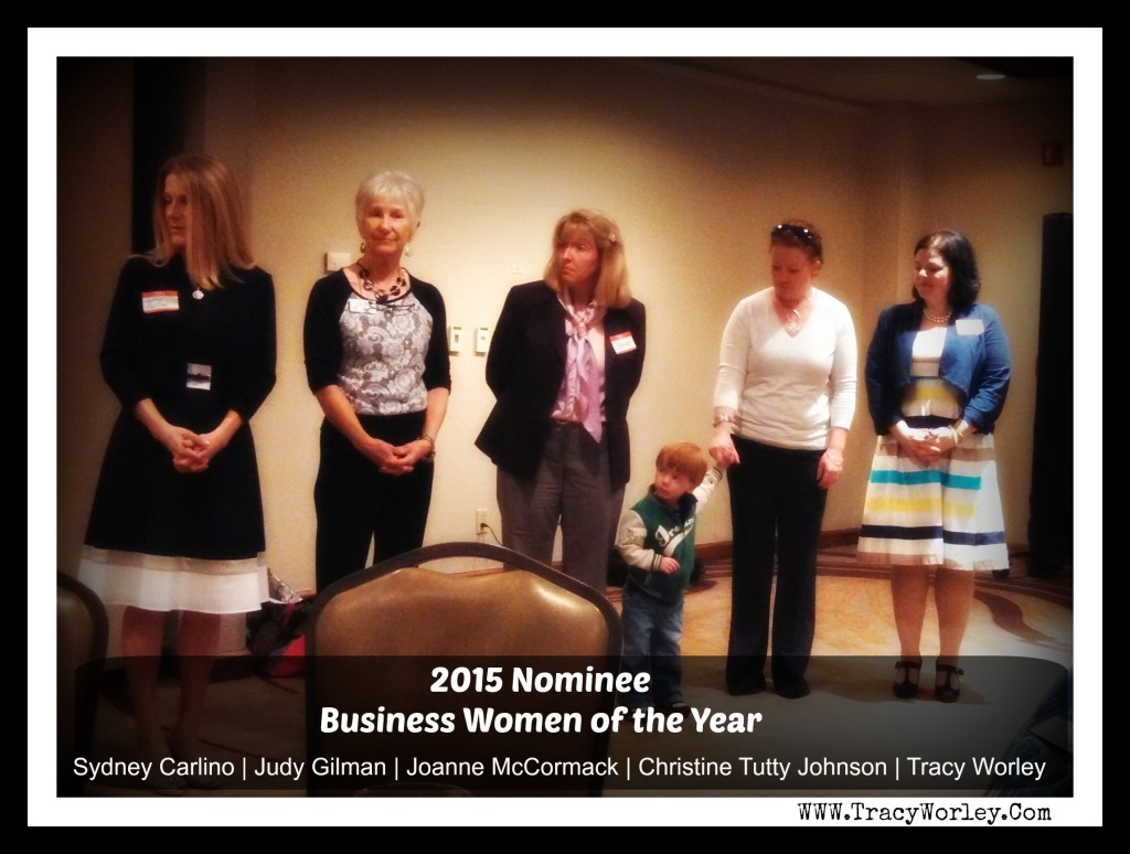 Business Women of The Year Tracy Worley