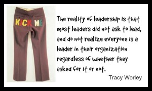 Reality of Leadership Tracy Worley