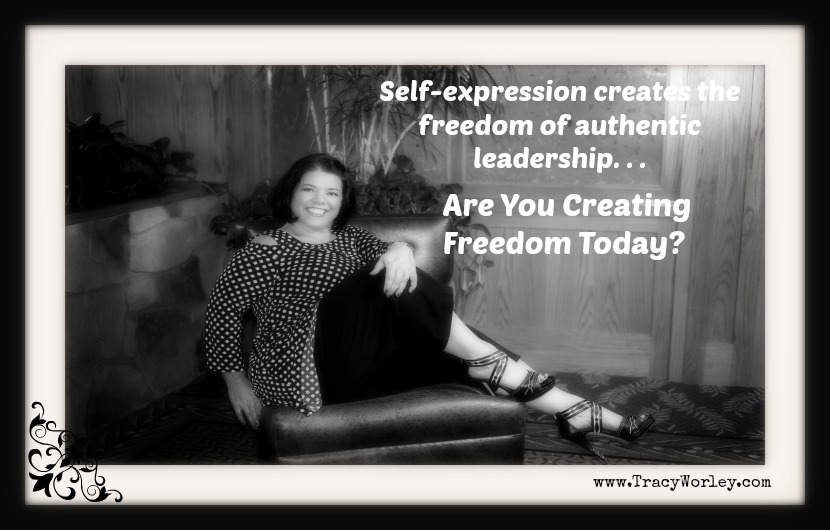 SelfFreedom Tracy Worley
